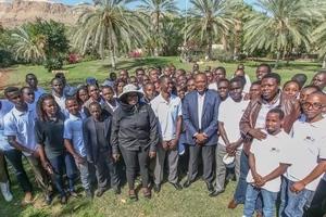 Israel gives Uhuru solution for enhancing food security in Kenya