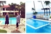 Manny Pacquiao has 5 awesome swimming pools from his 5 different houses! Each one is so stunning & luxurious!