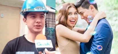 Countdown to the most awaited AlDub teleserye is on as Alden Richards starts taping
