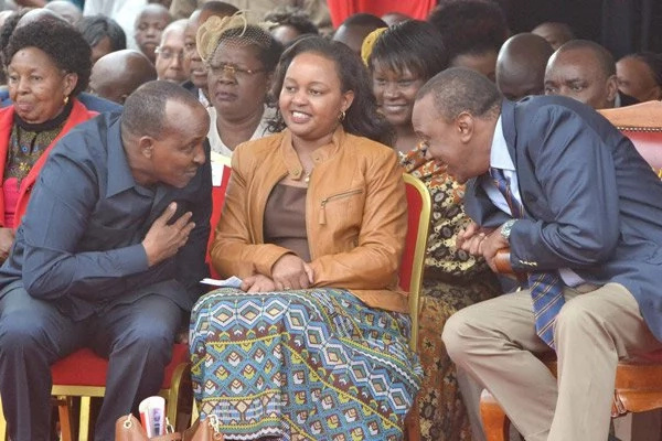 Anne Waiguru on the warpath, sues hundreds of BIG FISH after being blacklisted