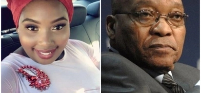 The arrival of Zuma's new baby with wife to be Conco, creates a storm on Twitter