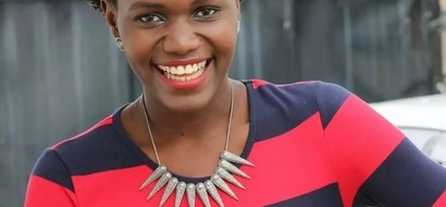 Why Kenyans trolled Larry Madowo's fashionista sister