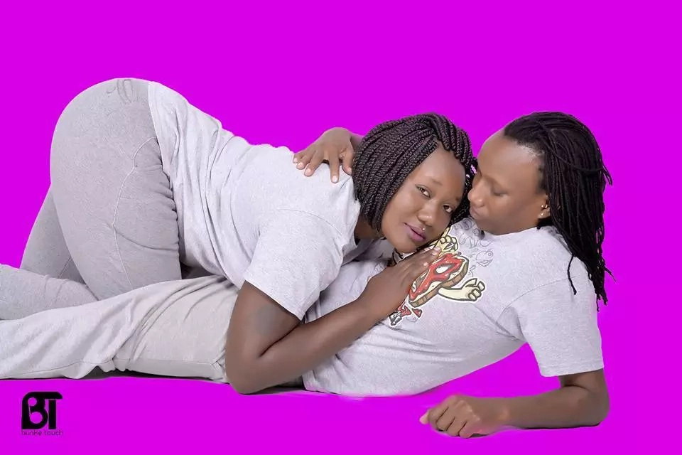 Kenyan female lovers who are planning to get married lights up the internet