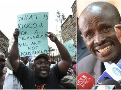 Sossion sends warning letter to TSC, teachers' strike may soon follow