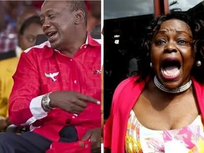 Mbunge wa ODM Millie Odhiambo aota ndoto ya kushangaza kuhusu Rais Uhuru
