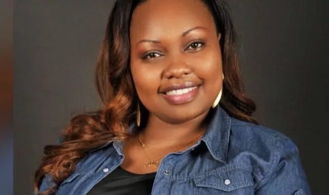 Beautiful Nairobi Jubilee aspirant blocked from accessing the party headquarters, details