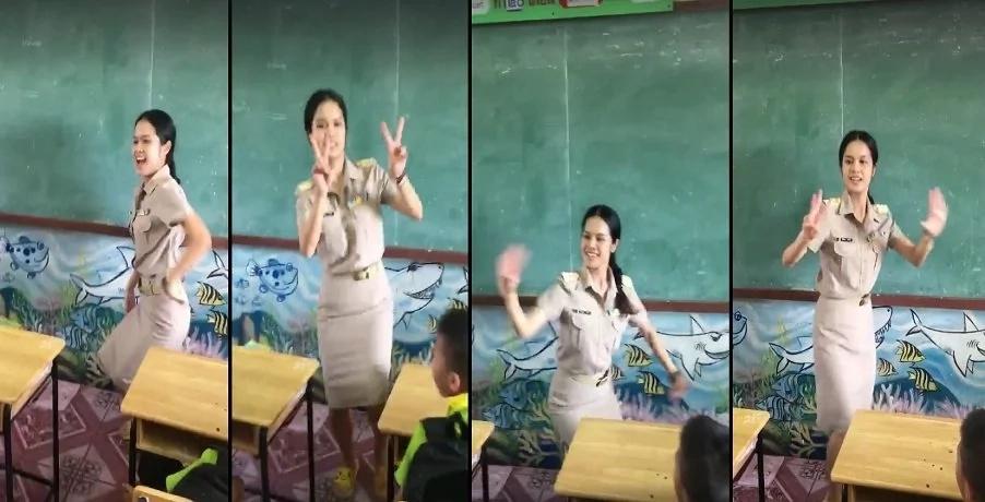 Math-dance