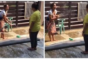 Shocking video of Pokwang living like a maid in her own mansion goes viral: 'Wala po ang mga amo ko papunta sila ng london'