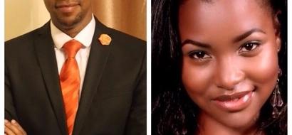 Msanii Joyce Omondi amsherehekea mumewe mtangazaji wa TV kupitia ujumbe huu wa KUSISIMUA (picha)