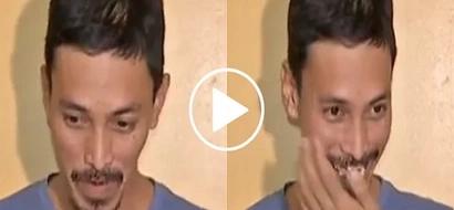 Bukas na lang daw! Funny barker tested positive for shabu, says he will change his life tomorrow