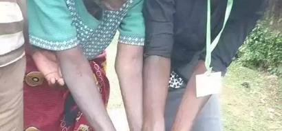 Uchaguzi 2017: Bikizee wa miaka 95 kutoka Kisii afanya UAMUZI wa kipekee (picha)