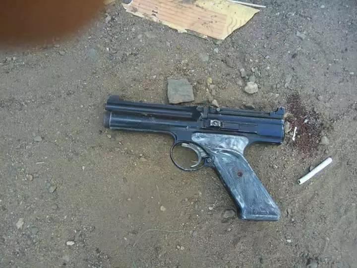 Afisa wa polisi maarufu kutoka Kayole aangamiza jambazi mwingine baada ya jambazi mrembo zaidi Nairobi kuawa