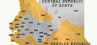 Two Kenyans file petition in court seeking to remove the Luhya community from Kenya