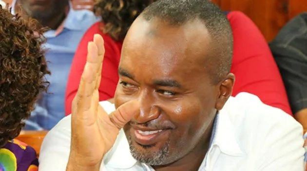 We have already identified Ruto's 2022 running mate - Jubilee MP