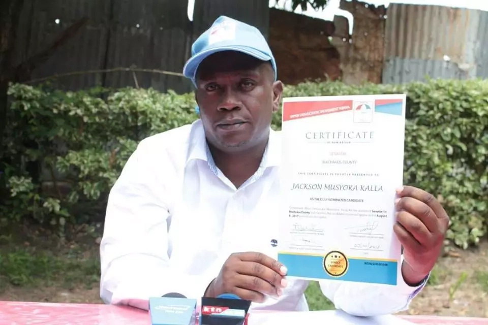 Kalonzo QUICKLY finds Muthama's replacement after major fallout