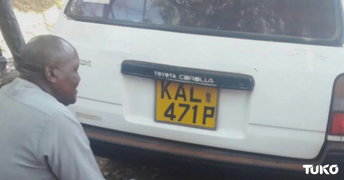 Four suspected gangsters shot dead in Nairobi, full police uniforms recovered