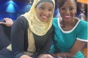 6 photos that prove Citizen TV's Kanze Dena and Lulu Hassan are exceedingly beautiful
