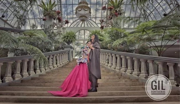 Kiray and Kirst pre-nuptial shoot is simply beautiful