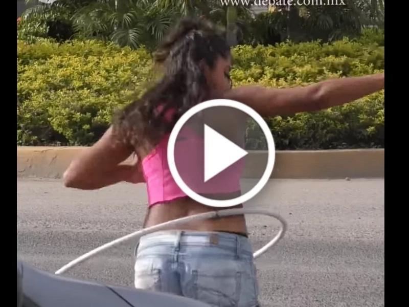 Estas mujeres paralizan las calles de México con una danza sensual