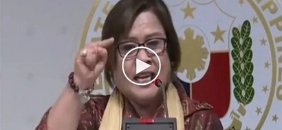 Sobra na! Furious De Lima calls Duterte and minions 'fools, cowards and liars' for relentless attacks