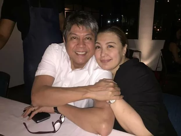 Gabby Concepcion refuses to give comment about Sharon-Kiko rumored breakup