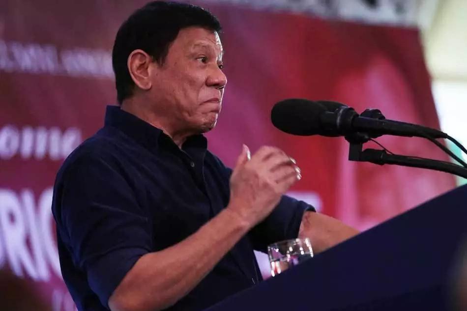 Pinagsabihan na ni Duterte mga Amerikanong negosyante na mag-impake