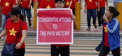 LOOK! Filipinos' most patriotic #Chexit hugot lines
