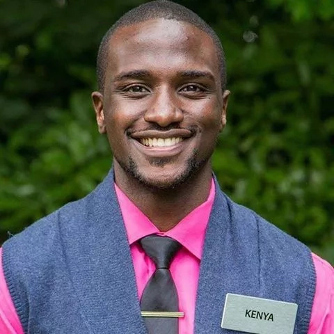 Mr world Kenya gives Kenyan ladies a heart breaking response