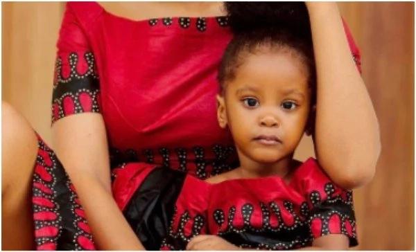 Picha 7 za bintiye mpango wa kando wa Diamond zinazovutia kweli