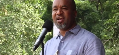 Mombasa Governor Hassan Joho held by police in Nyali