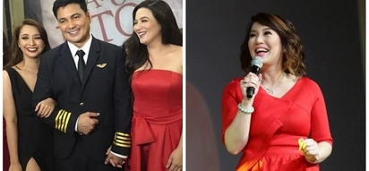 Fan din siya ng bakbakan nila! Kris Aquino admits she has been binge-watching Kapuso teleserye 'Ika-6 Na Utos'