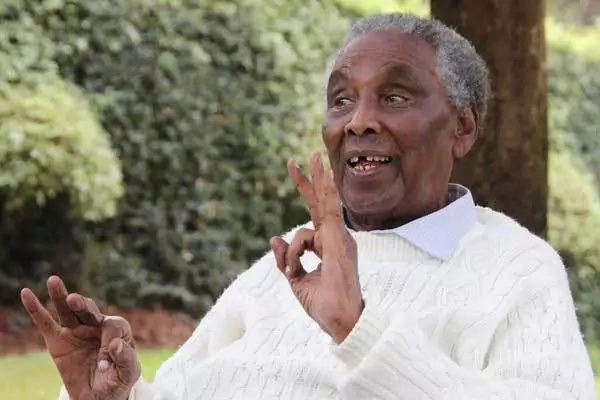 Uhuru differs with a bishop at Ole Ntimama's funeral