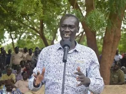 Mwenyekiti wa COG anayeondoka amtangaza gavana wa Jubilee atakayechukua mahali pake