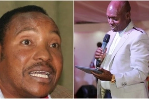 Kabogo makes SURPRISE ANNOUNCEMENT after losing in Jubilee nominations