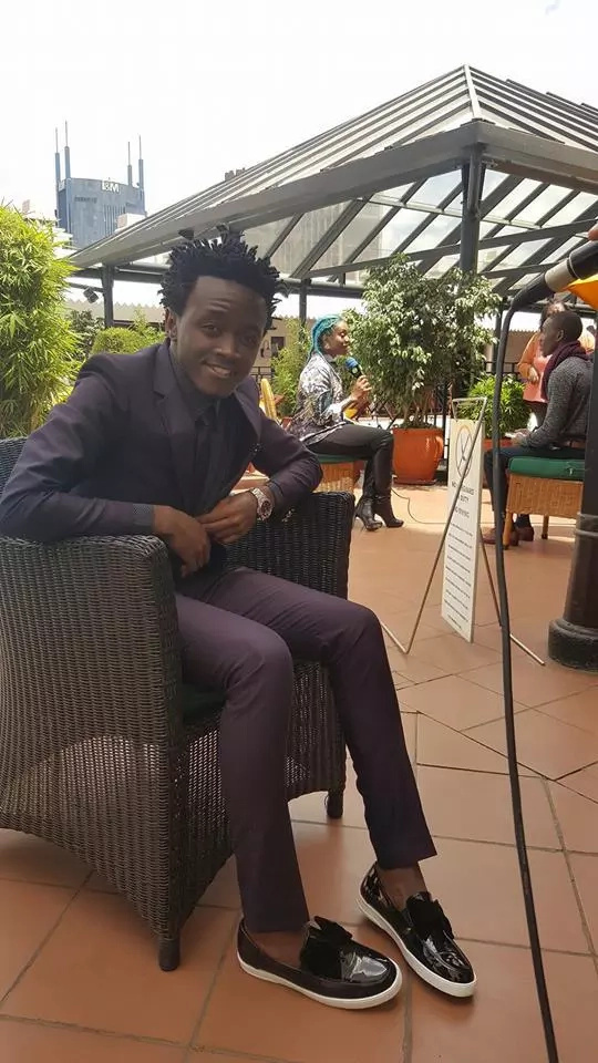 Bahati finally apologises to Kenyans and this is what he had to say