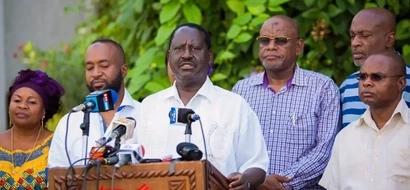 Baada ya Raila kumtetea gavana wa Kilifi, serikali imeshika moto