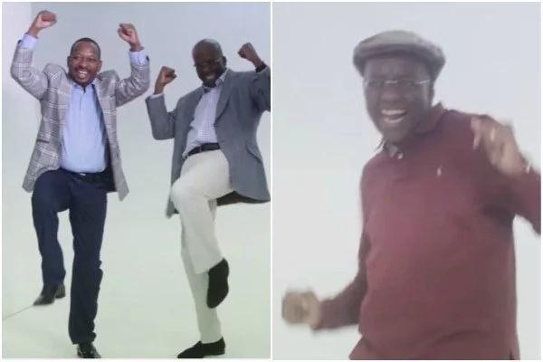 Wanadhani wameshashinda uchaguzi? Pata kujionea walichokuwa wakifanya Mike Sonko na Igathe