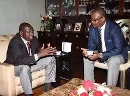 Kidero apoligises for clamping DP Ruto's friend's car
