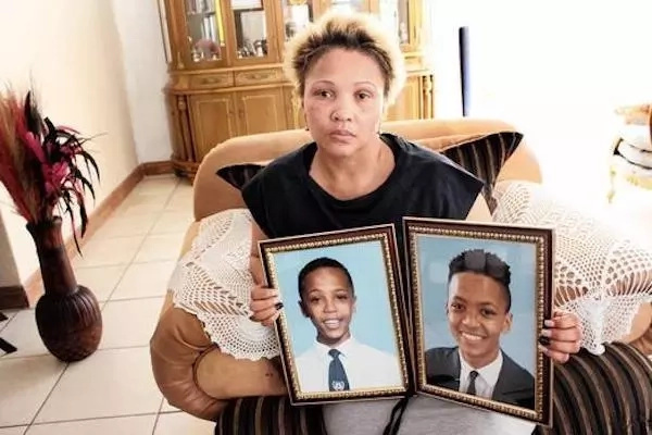 Pearly da Silva lost her twin sons in the accident. Photo: IOL News