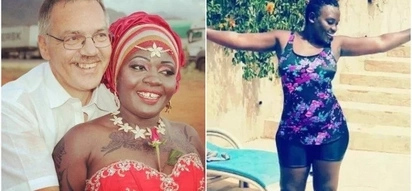 Nyota Ndogo surprise fans as she steps out in a bikini for the first time (Photos)