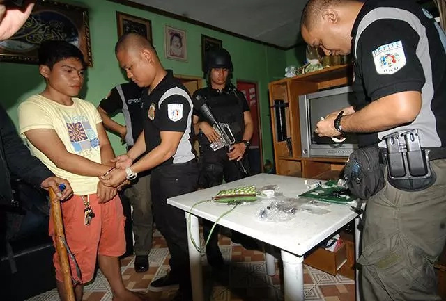 Gov't war on drugs continues, vows to sustain momentum