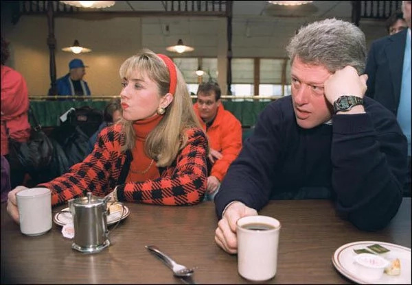 Secret Record: 'Bill Clinton' Says He Wishes To Sleep With More Women