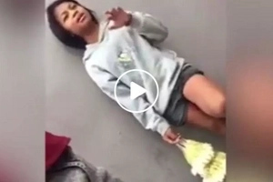 Young Sampaguita vendor breaks social media with hilarious comments in viral video