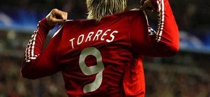 How Fernando Torres Got To Wear Famed Number Nine At Atletico Madrid