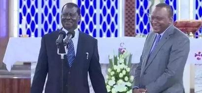 Raila atuma ujumbe wa kuliwaza huku akiomboleza KIFO cha dadake Uhuru