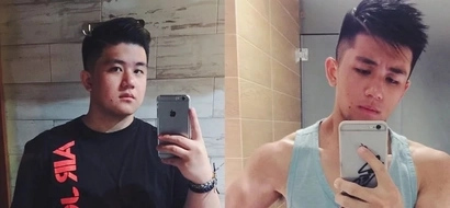 Netizen shares jaw-dropping body transformation from chubby to hottie