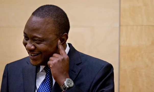 Uhuru Kenyatta voted among the most handsome presidents in Africa