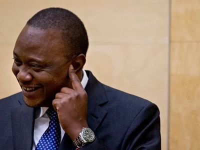 Blaming Uhuru for massive job loses is just politics