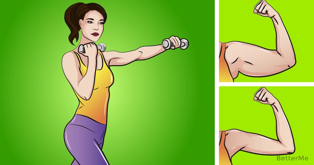 7 exercises for jiggle-free arms