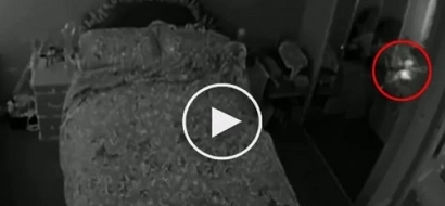 Netizen shared a creepy video from his dead grandma's bedroom
